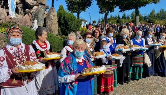 Uroczystości wspomnienia świętego Izydora Oracza w Świętej Wodzie, fot. Marcelina Markowska