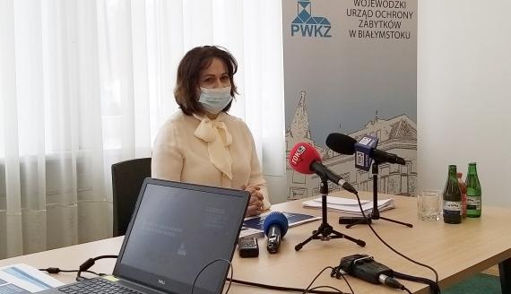 Małgorzata Dajnowicz, fot. Wojciech Szubzda