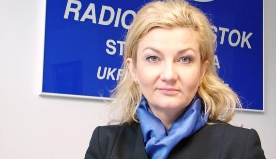 Agnieszka Barbara Muzyk, fot. Adam Dąbrowski