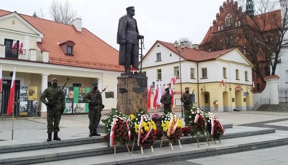 Święto Niepodległości w Białymstoku, fot. Wojciech Szubzda