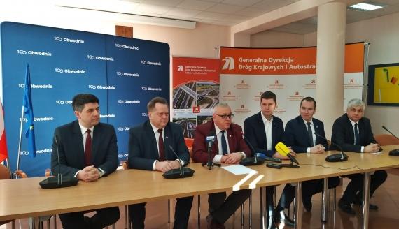 Przetarg ws. budowy pierwszego w Podlaskiem odcinka S19 ogłoszony, fot. Wojciech Szubzda