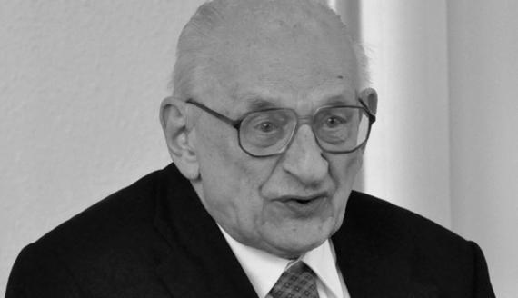 Władysław Bartoszewski, fot. Maciej Cimoszuk