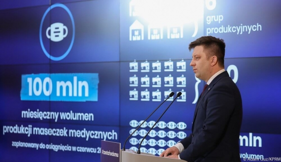 Michał Dworczyk, fot. Adam Guz/KPRM