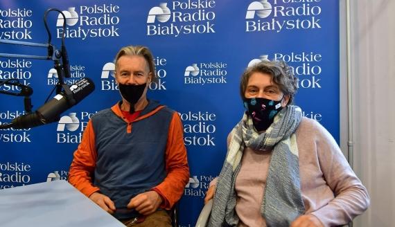 Michał Strokowski i Małgorzata Tarasewicz-Wosik, fot. Barbara Sokolińska