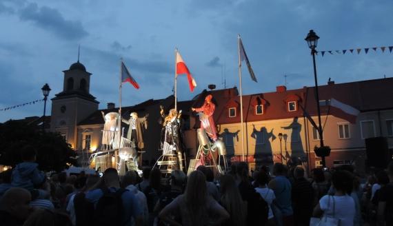 """Międzynarodowy Festiwal Teatralny """"Walizka"""" w Łomży, fot. Adam Dąbrowski"""