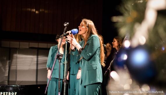 Koncert świąteczny w studiu Rembrandt, foto: Sylwia Krassowska