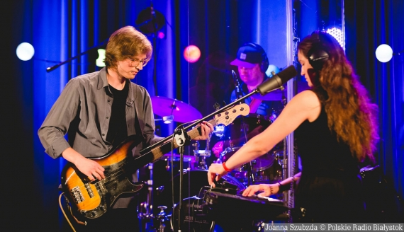 Waterville - koncert live, fot. Joanna Szubzda