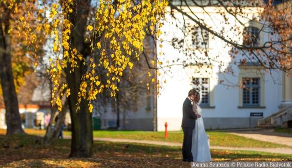 Jesień w Białymstoku, fot. Joanna Szubzda