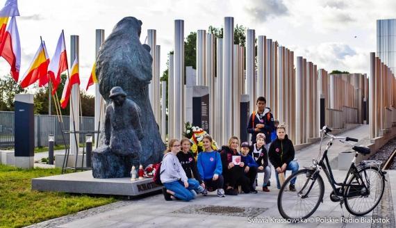 Historyczny Peleton Pamięci w rocznicę sowieckiej agresji na Polskę, fot. Sylwia Krassowska