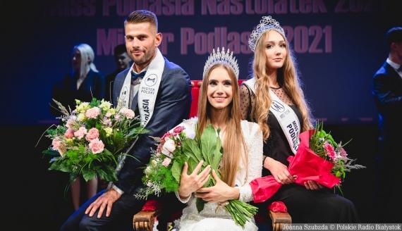 Gala finałowa Miss Podlasia, Miss Podlasia Nastolatek i Mister Podlasia 2021, fot. Joanna Szubzda