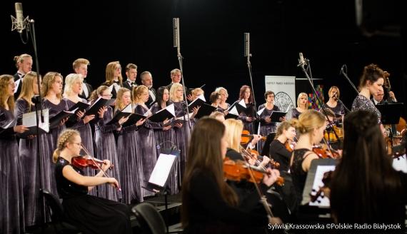 """""""Psalmy dla Niezłomnych"""" w OiFP, fot. Sylwia Krassowska"""