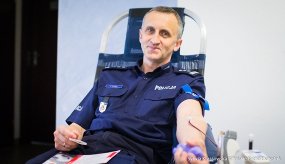 Oddaj krew razem z nami!, fot. Sylwia Krassowska