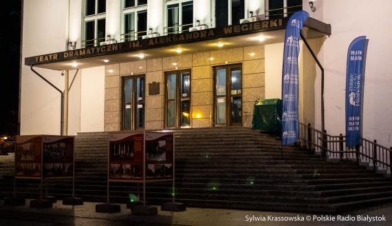 """Premiera spektaklu """"Treny"""" w Teatrze Dramatycznym, fot. Sylwia Krassowska"""