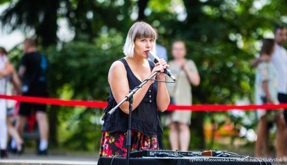 Koncert plenerowy z okazji 77. rocznicy powstania w getcie białostockim, fot. Sylwia Krassowska