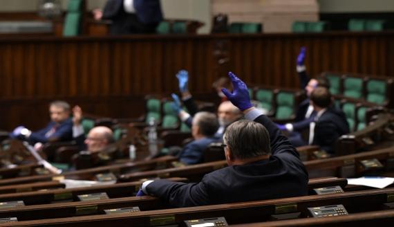 fot. Łukasz Błasikiewicz/Kancelaria Sejmu