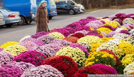 Dzień Wszystkich Świętych w Białymstoku, fot. Joanna Szubzda