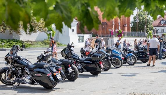 Pierwszy Białystok Harley Day, fot. Monika Kalicka