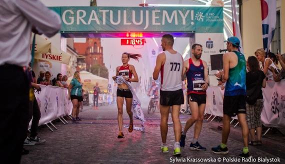8. PKO Nocny Białystok Półmaraton, fot. Sylwia Krassowska