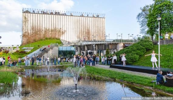 Noc Muzeów 2021 - Opera i Filharmonia Podlaska, fot. Joanna Szubzda