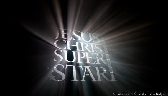 """Próba medialna musicalu """"Jesus Christ Superstar"""" w Operze i Filharmonii Podlaskiej, fot. Monika Kalicka"""