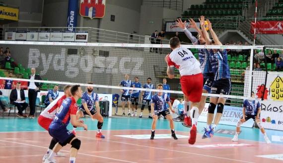 7 marca 2020 r., Visła Bydgoszcz - Ślepsk Malow Suwałki 0:3, fot. Marcin Mazewski