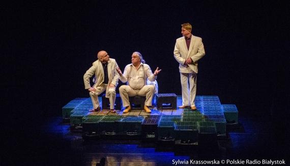 """Na pełnym morzu"" - spektakl online BTL-u, fot. Sylwia Krassowska"
