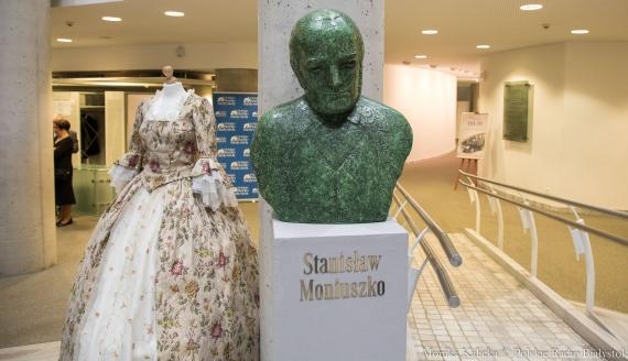 Uroczystość nadania imienia Stanisława Moniuszki Operze i Filharmonii Podlaskiej, fot. Monika Kalicka