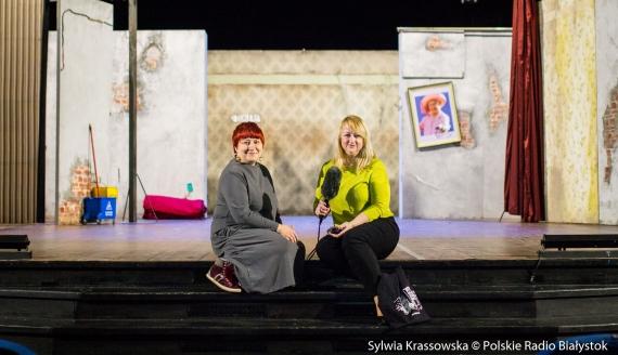 Teatr Dramatyczny im. Aleksandra Węgierki w Białymstoku, fot. Sylwia Krassowska