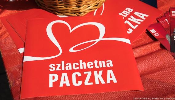 """""""Weekend Dobra"""" ze Szlachetną Paczką w Białymstoku, fot. Monika Kalicka"""