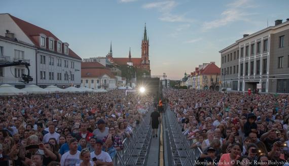 Dni Białegostoku - Beata i BAJM, fot. Monika Kalicka