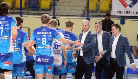 GKS Katowice - Ślepsk Malow Suwałki, fot. Marcin Mazewski