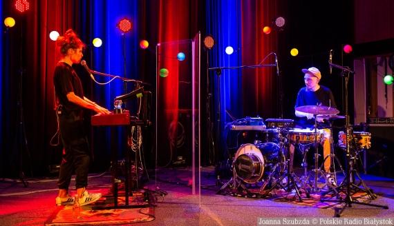 Funkasanki - koncert live w Studiu Rembrandt, fot. Joanna Szubzda