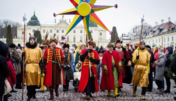 Orszak Trzech Króli w Białymstoku, fot. Sylwia Krassowska