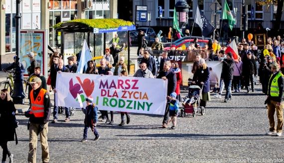 Marsz dla Życia i Rodziny, fot. Sylwia Krassowska