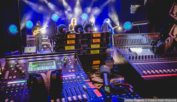 Niebieski Mikrofon 2021 - próby, fot. Joanna Szubzda