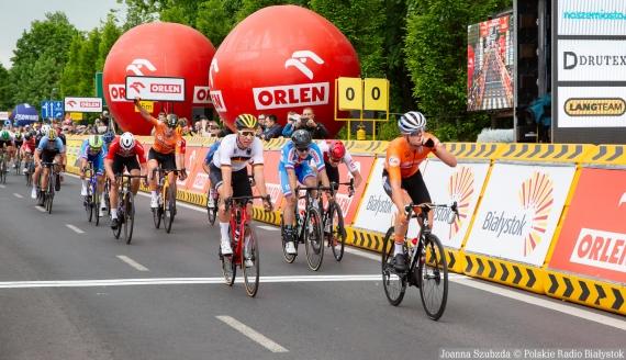 Orlen Wyścig Narodów w Białymstoku, 29.05.2021, fot. Joanna Szubzda