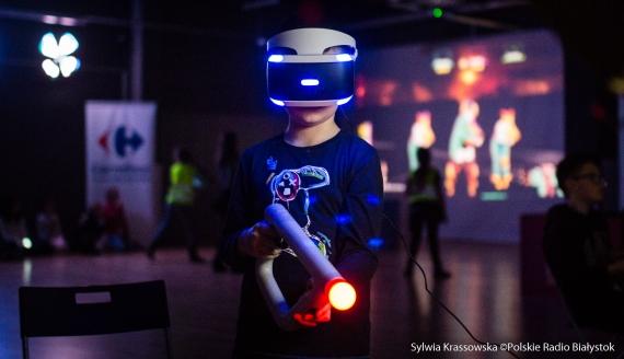 Robopark - interaktywna wystawa robotów w Białymstoku, fot. Sylwia Krassowska