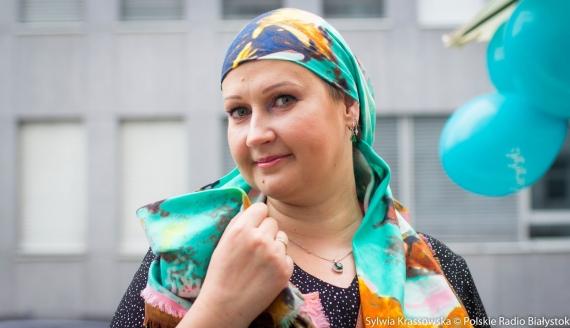 """Finał akcji """"Podziel się kobiecością"""", fot. Sylwia Krassowska"""