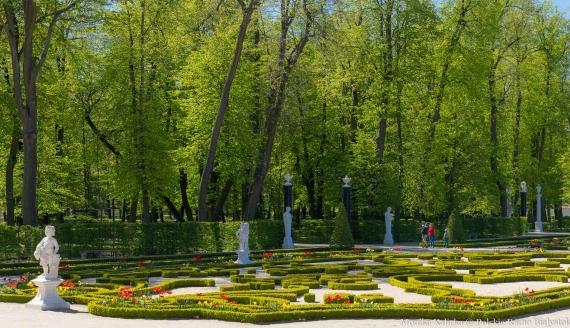 Wiosenny Park Branickich w Białymstoku, fot. Monika Kalicka