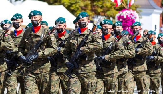 Obchody Święta Wojska Polskiego w Białymstoku, fot. Sylwia Krassowska