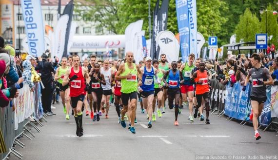 7. PKO Białystok Półmaraton, fot. Joanna Szubzda