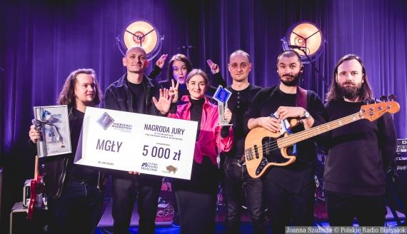 Nagroda Polskiego Radia Białystok - Mgły, fot. Joanna Szubzda