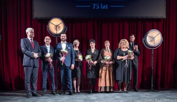 Gala 75-lecia Teatru Dramatycznego w Białymstoku, fot. Monika Kalicka