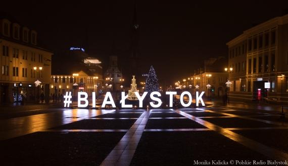 Świąteczny Białystok, fot. Monika Kalicka