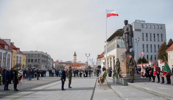101. rocznica odzyskania niepodległości przez Białystok, fot. Monika Kalicka