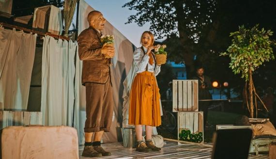 """Międzynarodowy Festiwal Teatralny """"Wertep"""" w Bielsku Podlaskim, fot. Sylwia Krassowska"""