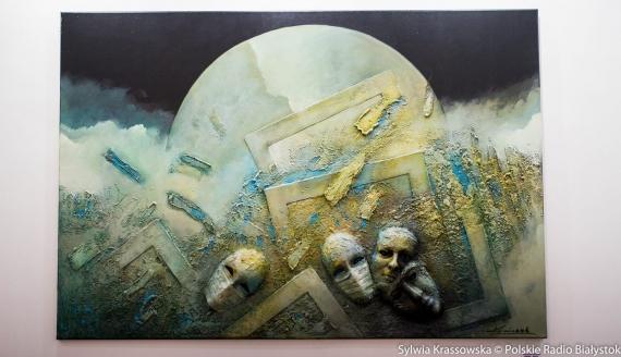 """""""Prima Vena"""" - pierwsza nowo otwarta wystawa w Galerii Marszand, fot. Sylwia Krassowska"""