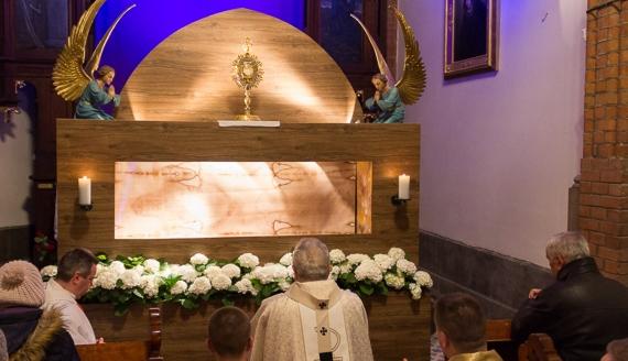 Msza rezurekcyjna w katedrze białostockiej, fot. Monika Kalicka