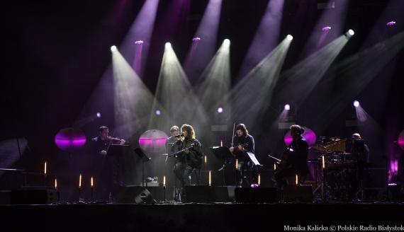 Koncert Natalii Kukulskiej, Atom String Quartet i Michała Dąbrówki, fot. Monika Kalicka