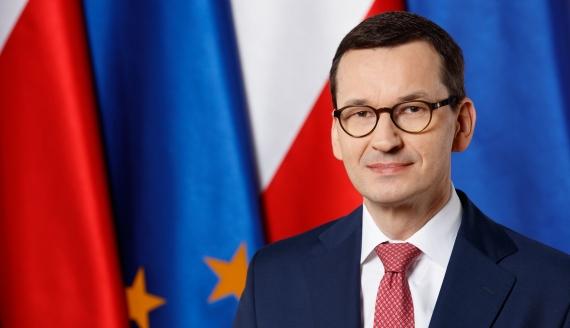 Mateusz Morawiecki, źródło: Kancelaria Premiera